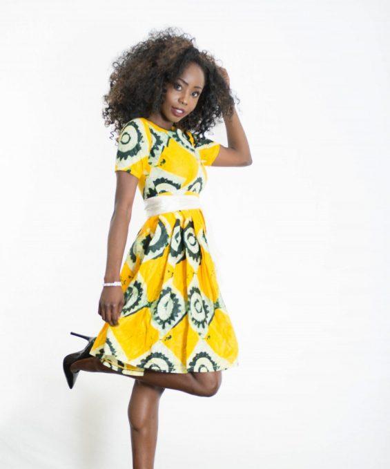 DSC 3820 e1533782594496 565x679 - African Print Dress