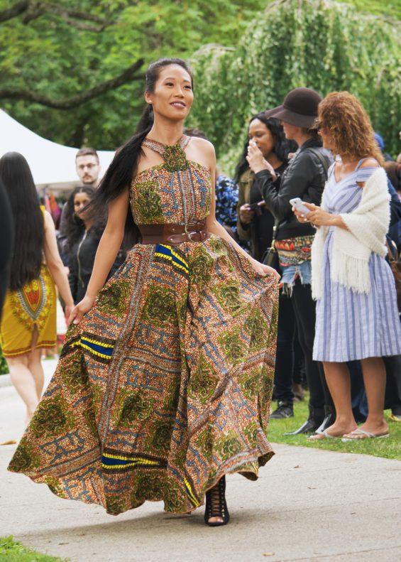 DSC 4147 COL SHARP 565x791 - Ankara fashion African Print Maxi Dress