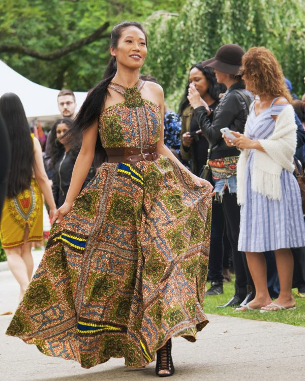 DSC 4147 COL SHARP 600x750 - Ankara fashion African Print Maxi Dress