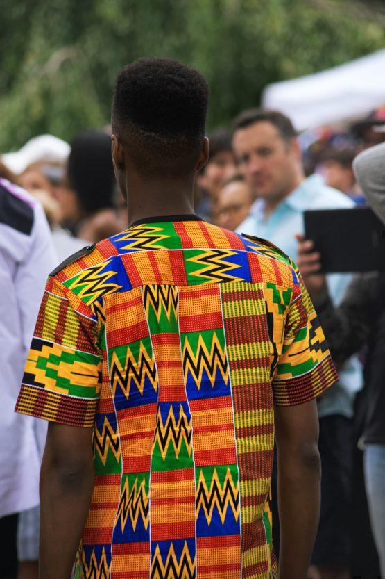 DSC 4476 R COL SHARP 555x833 - African Fabric Designs Shirt Kente Dashiki African Print wax