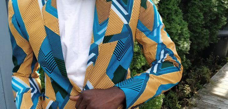African Fashion in Vancouver- African Festival outfit- African Suit