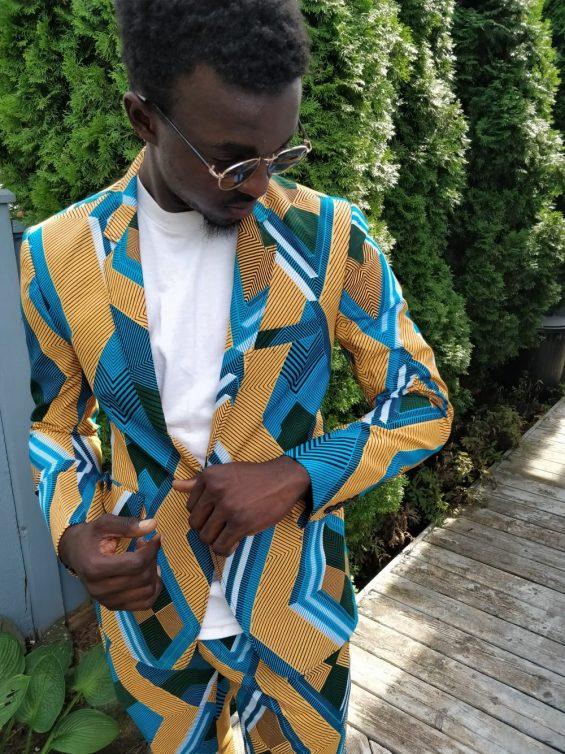 IMG 20170916 130607 01 e1533604917583 565x754 - African Print Suit Custom Mens African suit 2 Piece Suit
