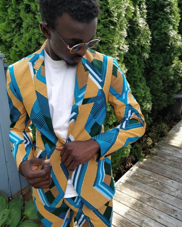 IMG 20170916 130607 01 e1533604917583 600x750 - African Print Suit Custom Mens African suit 2 Piece Suit