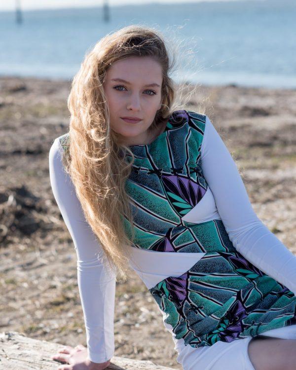 SB11644 Edit Edit e1533781970493 600x750 - Ankara fashion African Print dress Midi Dress