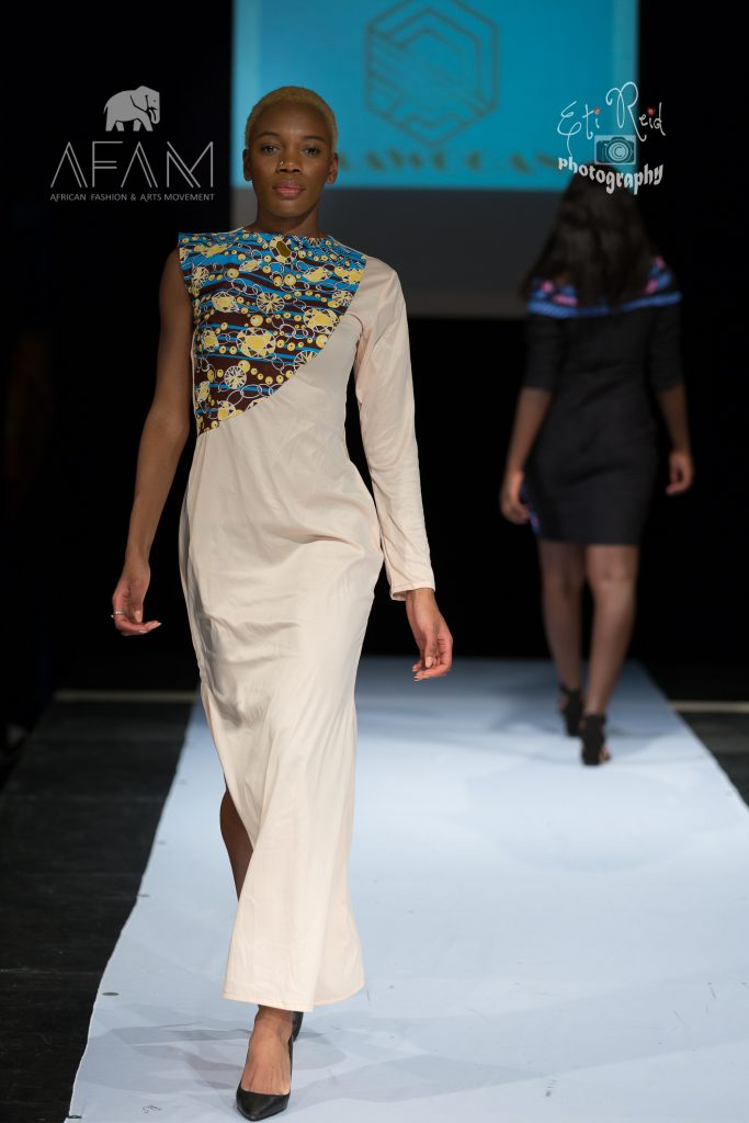 African Fashion and Arts Movement Vancouver- Mawogan